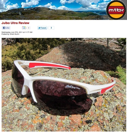 Julbo on MTBR.com