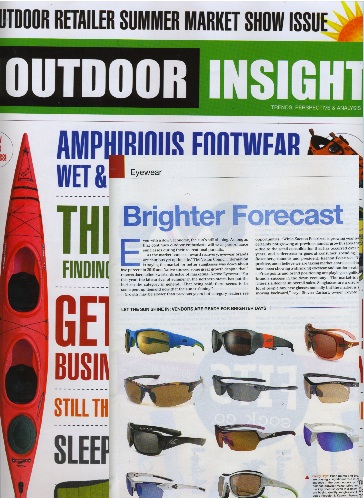 Julbo in Outdoor Insight