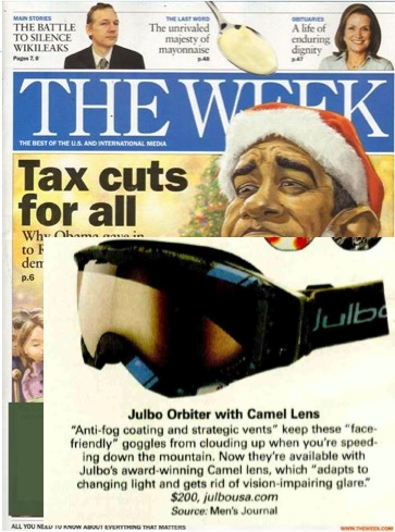 Julbo in The Week